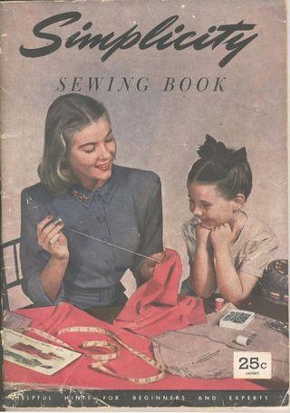 VintageSimplicitySewingBook-1949