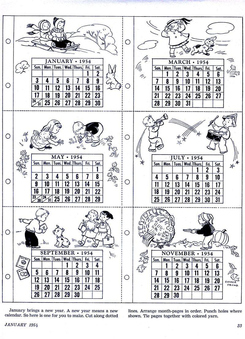 Calendar_First