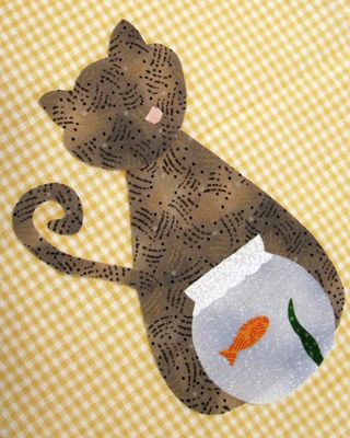 Cat_applique